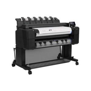 HP DesignJet T2500 Serie